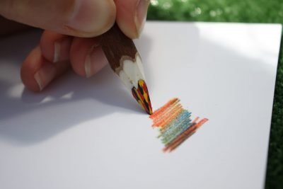 crayons magiques x5 - festival de couleurs