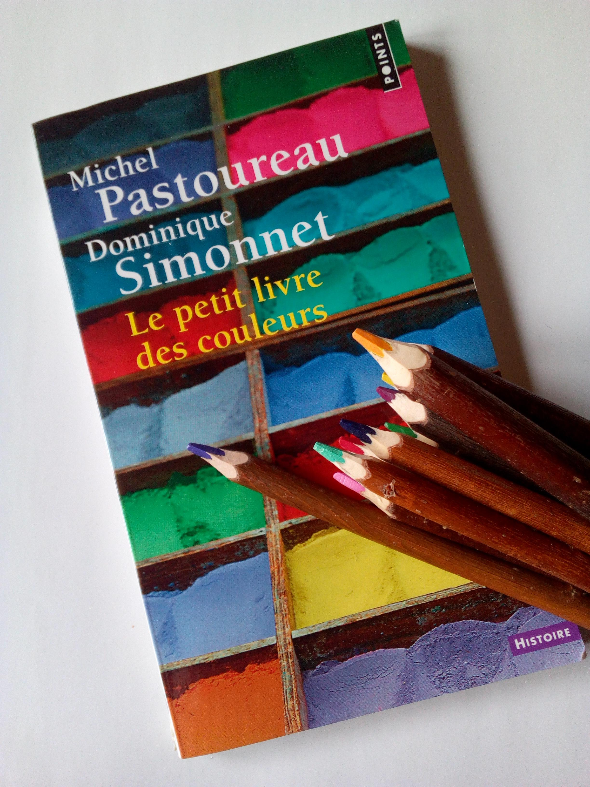 petit livre des couleurs pichel pastoureau atelier du crayon
