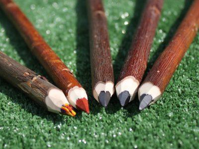 crayons beaux arts x5 atelier du crayon fabrication artisanale