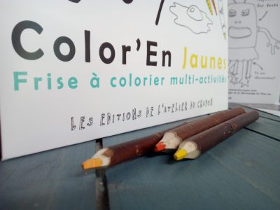 Les éditions de l'Atelier du crayon